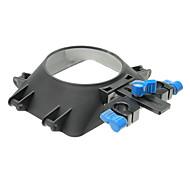 Commercio all'ingrosso Fotga DSLR HDSLR Box Matte 15mm Rod 5DII 7D 60D 550D D7000 DI 77MM LENS