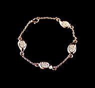 Golden Plated Chain Bracelet