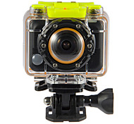 Waterproof Sports Actions Camcorder With WIFI, Full HD1080P and Wrist Watch Remote Control
