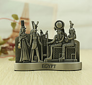 Personalized Cusack Ancient Egypt Style Business Card Holders