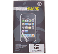 Professional Mirror Film Anti-Glare LCD Screen Guard Protector for Samsung S6310