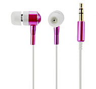 In-ear Stereo Super Bass Earphones For Iphone,Ipad,Ipod