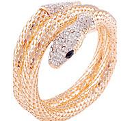L'Europe bracelets de serpent de style