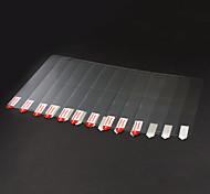 10 piezas de lámina mate Protectores de pantalla para Samsung Galaxy Nota 3