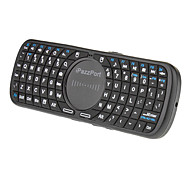 iPazzPort KP-810-09 2.4GHz Wireless Handheld Keyboard with Mouse Touchpad for PC/Tablet/Notebook