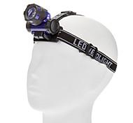 6617 Single-Mode LED Headlamp (3xAAA, Blue)