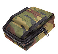 Outdoor Fashion 800D Waterproof Belt-bag(Camouflage)
