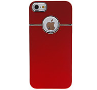 Solid Color Protective Hard Case for iPhone 5/5S (Assorted Colors)