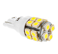T10 Car Cold White SMD 3528 6000-6500 Instrument Light Reading Light License Plate Light Turn Signal Light Door lamp