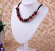 Necklace Chain Jewelry White ponge Diplay But Holder tand