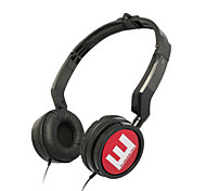 SENIC IS-R3V2012 Dobrável Headphone Over-Ear para PC / iPhone / iPod / iPad / Samsung