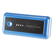 YLK QX026 Smart Protection Design 5800mAh High Capacity Power Bank for Cell Phones/Tablets/MP4/GPS