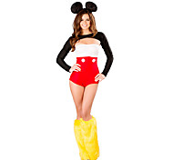 Sexy & Cute Mouse Women's Halloween Costume Cosplay Costumes Suit