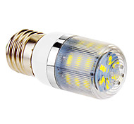 E26/E27 4 W 24 SMD 5730 960 LM Cool White T Corn Bulbs AC 220-240 V