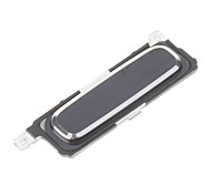 Replacement Aluminum Home Button for Samsung Galaxy S4 i9500 (Black and Silver)