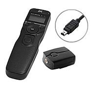 JY710-N3 Wireless Timer Remote Controller Shutter Release For Nikon D90/D5000/D7000/D3100/D5100