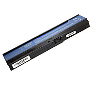 5200mah Replacement Laptop Battery for Acer Aspire 3030 3050 3200 3600 3610 3680 5030 5050 5500 5550 5570 - Black