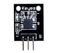 Digital Temperature Sensor Module DS18B20 for (For Arduino) (-55~125℃)- Black
