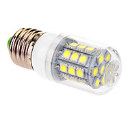 DAIWL E27 6W 31x5050SMD 510LM 5500-6500K Cool White Light LED Corn Bulb (220-240V)