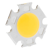 DIY 5W 420-500LM 300mA 3000K Warm White Light Módulo LED integrado (15-17V)