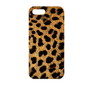 For iPhone 5 Case Ultra-thin Case Back Cover Case Leopard Print Hard PC iPhone SE/5s/5