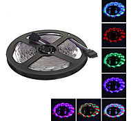 5M 300x3528SMD RGB LED Light Strip (DC 12V, 1 jeu)