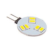 3W G4 LED-spotlampen 6 SMD 5630 260 lm Koel wit DC 12 V