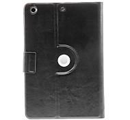 360-Grad-Dreh gehobenen schwarze Tasche für iPad mini 3, iPad mini 2, iPad mini