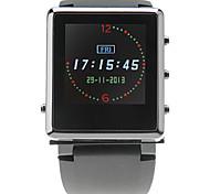 """i100 - 1.44 """"polegadas tela TFT MP4 (8G, MP3, MP4, FM, E-Book, calendário, relógio, gravador)"""