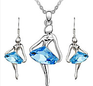 Ballett-Schmuck-Set