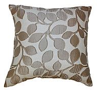Blooming Leaves Decorative Pillow Cover