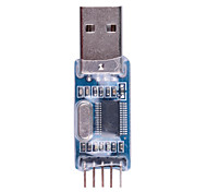 PL2303 USB-TTL/ USB-STC-ISP On-line Program Editor - Blue
