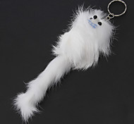 Hairy Fox Style keychains bags Accessories