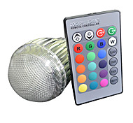 E26/E27 - 9 RGB , Op Afstand Bestuurbaar)