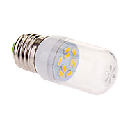 E26/E27 4 W 9 SMD 5630 290 LM Warm White Globe Bulbs AC 220-240 V