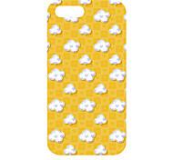 Nubes Patrón duro para el iPhone 5/5S