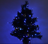 100-LED-Kreative blauen Licht LED-Solarleuchte (1pcs)