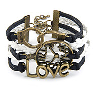AMOUR Horloges de verrouillage et Montres bracelet d'enveloppe