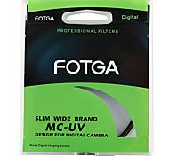 Fotga 77Mm Ultra Slim Pro11 Mc Multi-Coated Uv Ultra-Violet Lens Protector Filter