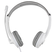 DANYIN DT-385S Stereo Over-Ear fone de ouvido com microfone e remoto para PC / iPhone / iPad / Samsung / iPod