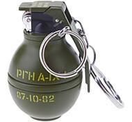 Liga Keychain Estilo Isqueiro em forma de granada