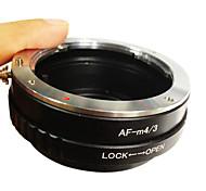 EMOLUX Sony Minolta MA AF to Micro 4/3 m4/3 lens adapter EP1 EP2 G1 GF1 GF2 GH1 GH2