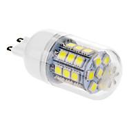 Bombillas LED de Mazorca T G9 6W 31 460 LM Blanco Fresco AC 100-240 V