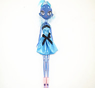 Barbie Doll With Blue Complexion
