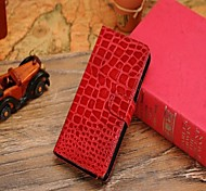 Luxury Alligator Pattern Wallet Case Wallet Leather Case for Samsung Galaxy Note 3 (Multicolor)