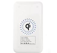 Qi Wireless Charger Bianco Pad ricarica con Blue ricevitore per Samsung Galaxy Nota 2 N7100