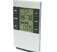 LCD display Home Wireless Weather Station Indoor/Outdoor Temperature Humidity