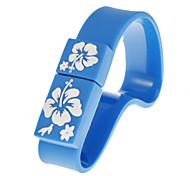 USB Wearable 16G pulseira em forma de Flash Drive