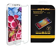 Angibabe abcd234 0.4mm Russian Spanish Engish Version Tempered Glass Screen Protector for  LG G2
