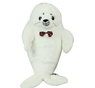 Adorable Gentle White Plush Seal Doll Gift
